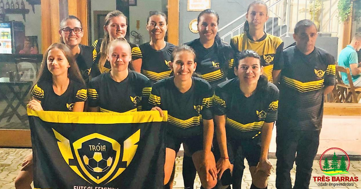 Tróia joga semifinal da Copa Macro de Futebol Society nesta sexta-feira
