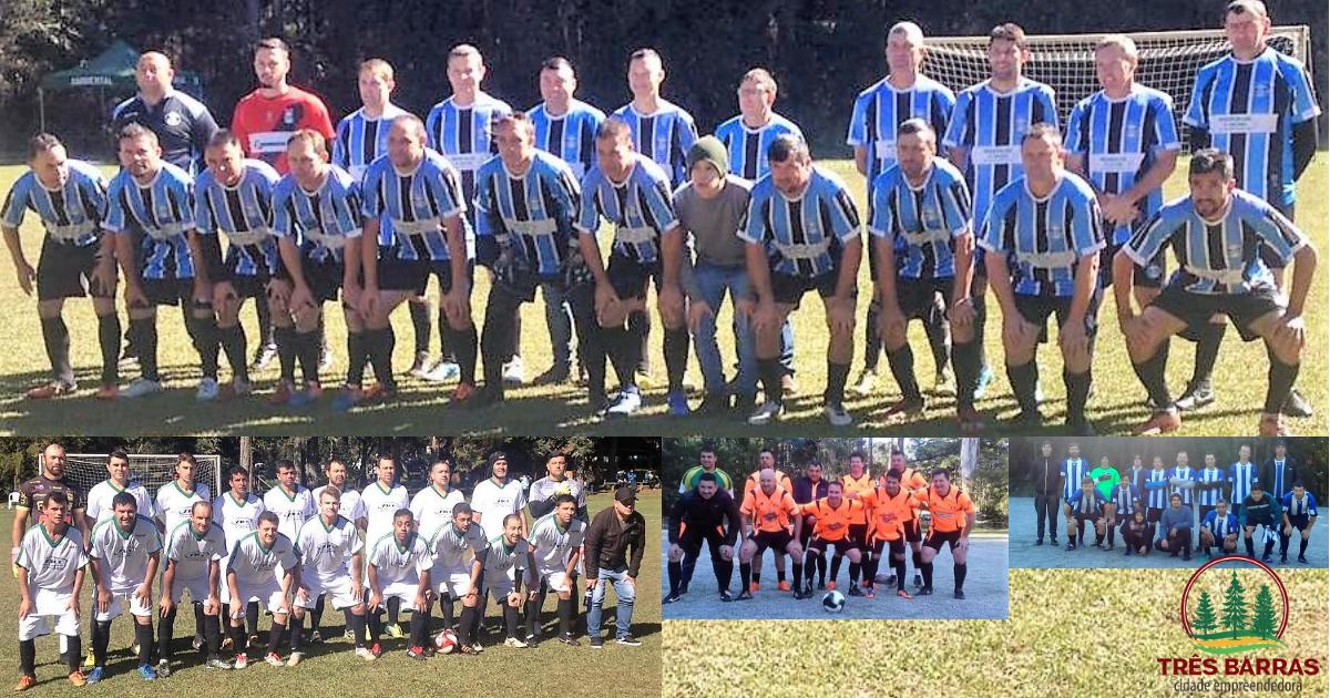 União Grêmio Saltinho vence o Campeonato Veteranos 2019 do ICM-Bio