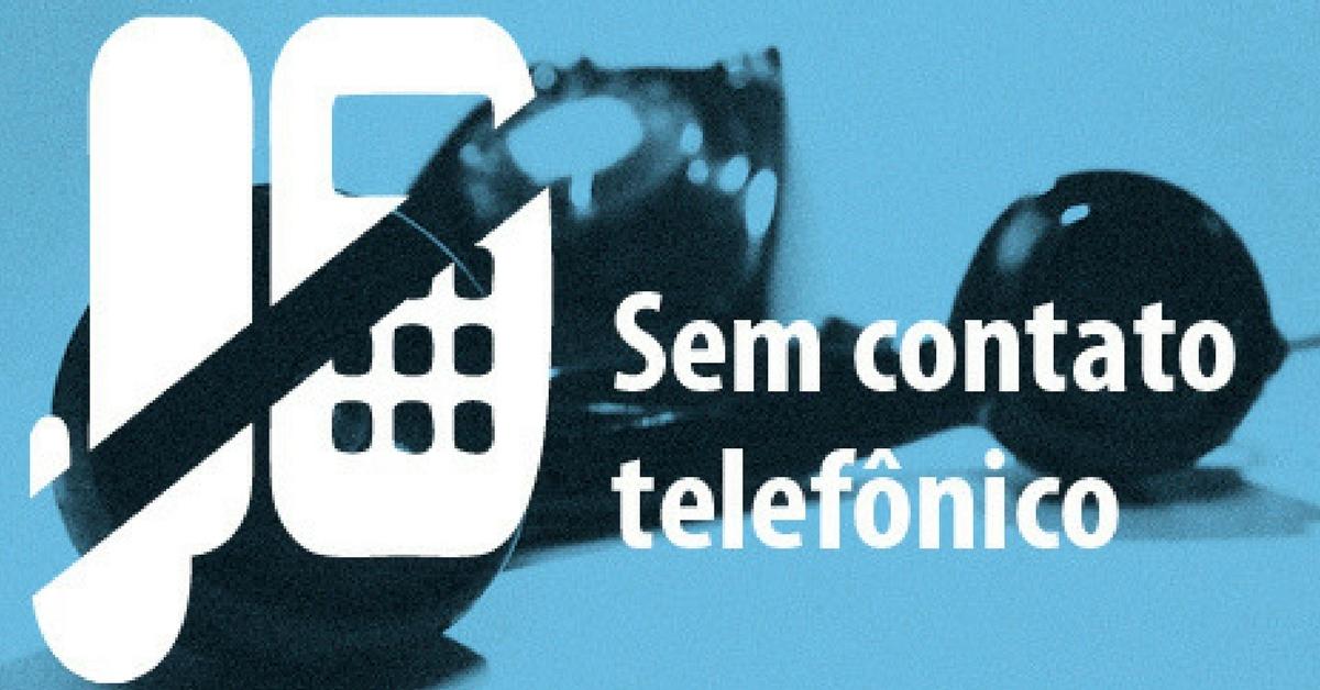Unidade Dr. Mário Mussi está com telefone fixo temporariamente indisponível