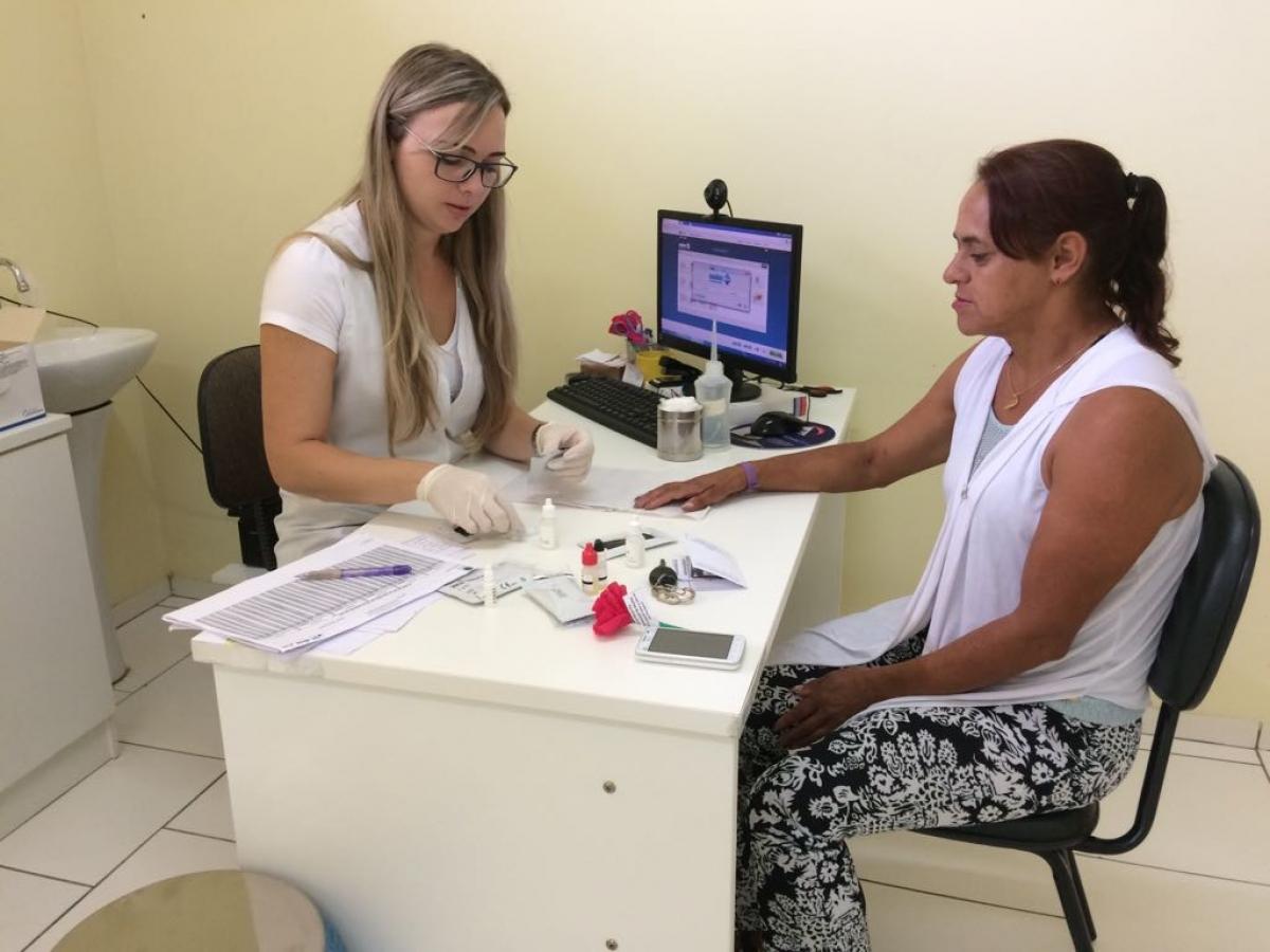 Unidades Básicas de Saúde promovem ações no Dia Internacional da Mulher