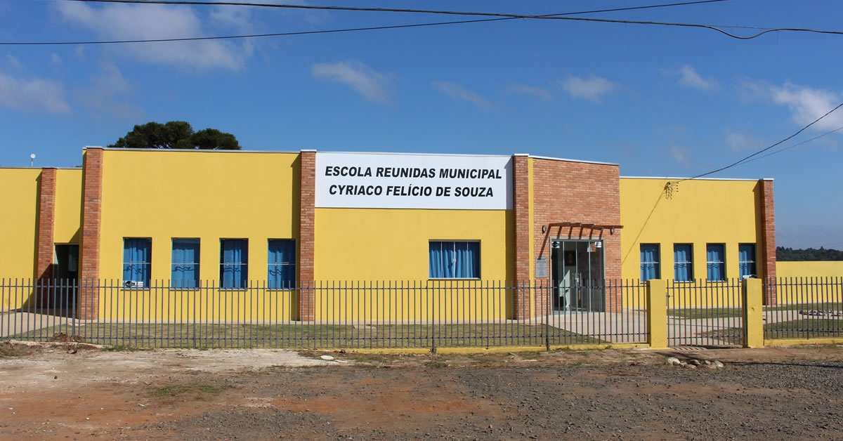 EBM - Reunidas Cyriaco Felicio de Souza