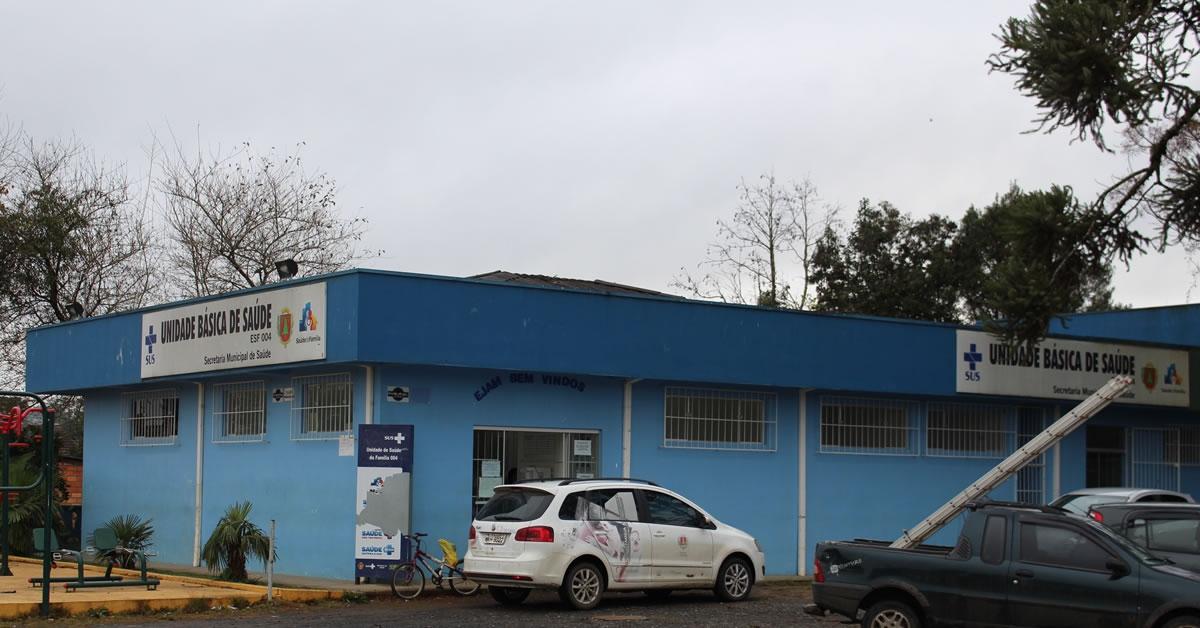 Unidade de Saúde da Família 004 (Posto Azul)