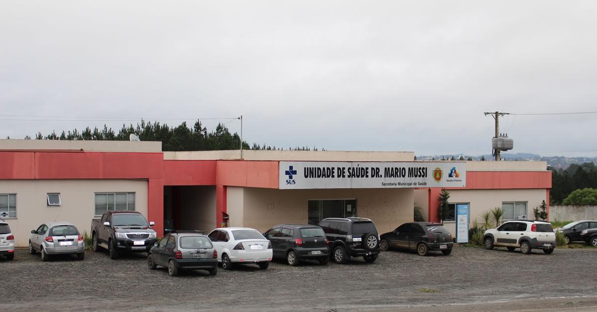 Unidade de Saúde Dr. Mário Mussi